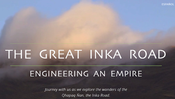 Great Inka Road exhibition