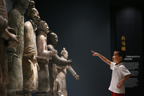 Terracotta Warriors Exhibition