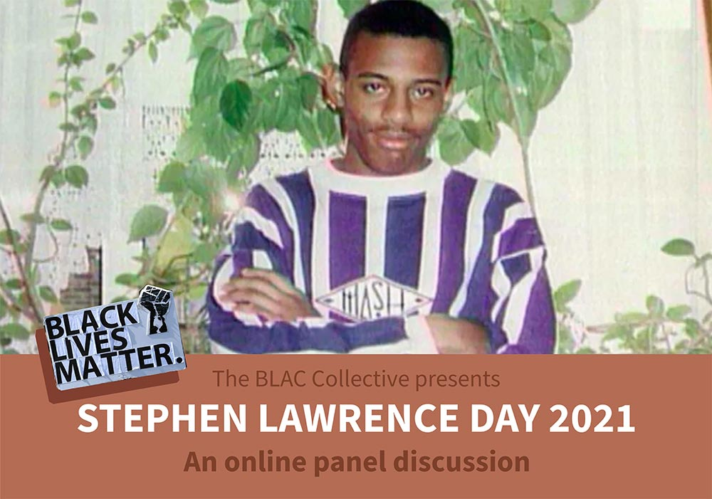 Stephen Lawrence Day Wide