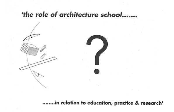 Architecture School Debate