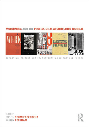 Modernism and the Professional Architecture Journal