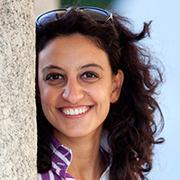 Photo of Dr Giamila Quattrone