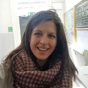 Photo of Dr Aikaterini Antonopoulou