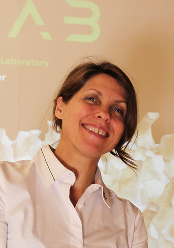 Photo of Dr Rosa Urbano Gutierrez