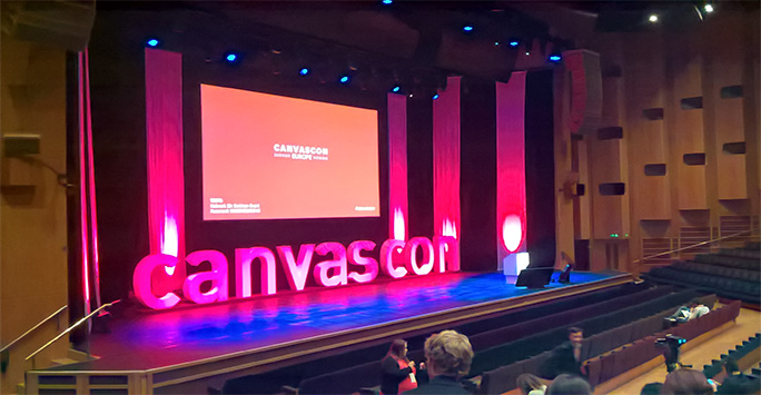 CanvasCon Europe (2018) - Centre for Innovation in Education
