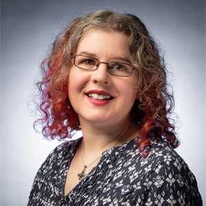 Photo of Dr Kate Evans