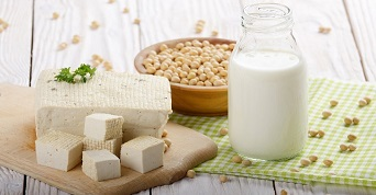 Soy beans and products