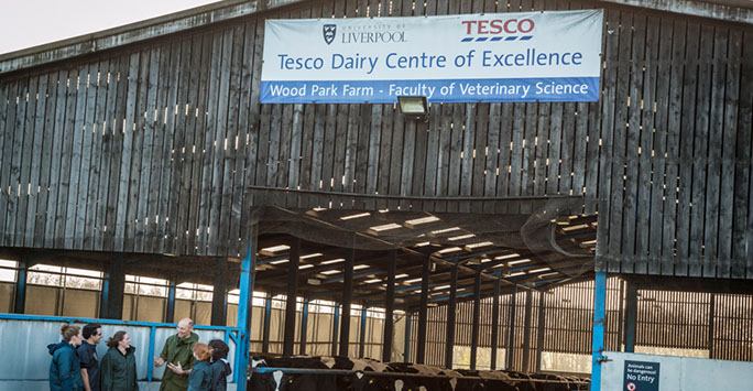 Tesco Dairy Centre of Excellence