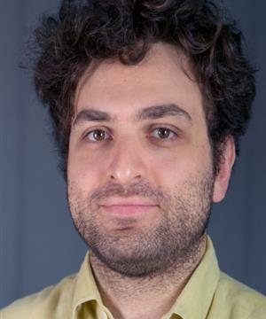 Photo of Dr Luca Catalano