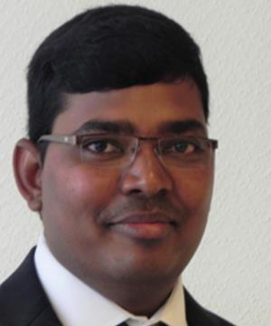 Photo of Dr Satesh Gangarapu
