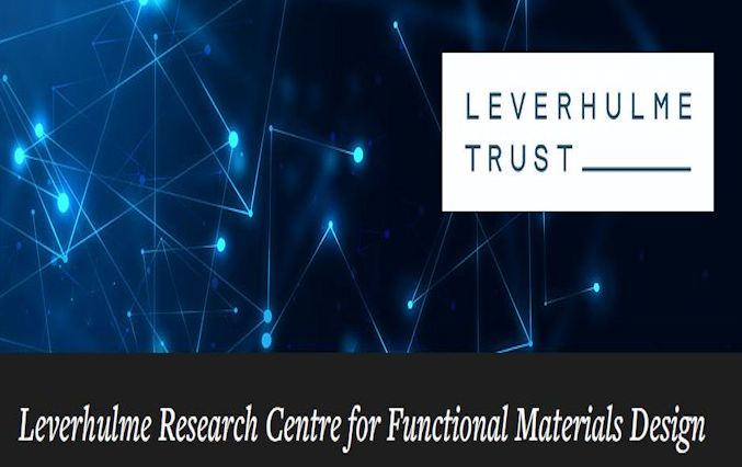 Leverhulme Research Centre for Functional Materials Design