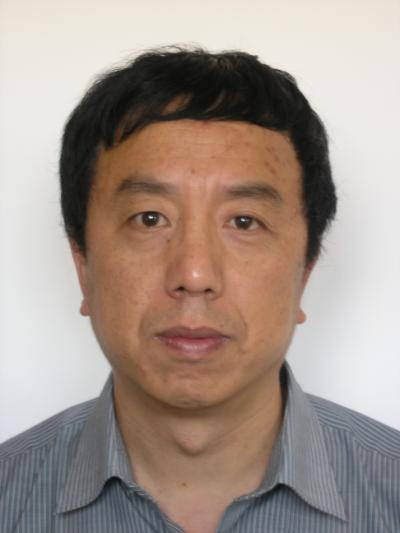Photo of Dr Hongjun Niu