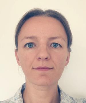 Photo of Dr Elena Zamaraeva