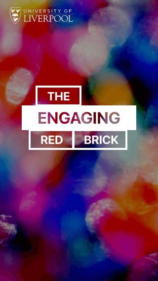 My Liverpool - The Engaging Red Brick