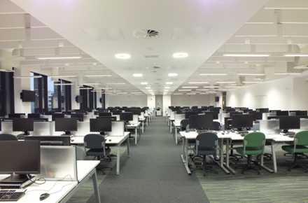 Computer Training Centre - Central Teaching Hub at the University of Liverpool