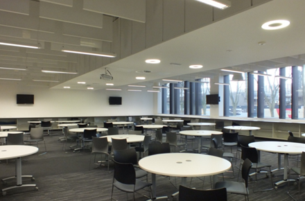 GFlex - Flexible Teaching Space - Central Teaching Hub at the University of Liverpool