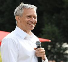 Image of James Quincey