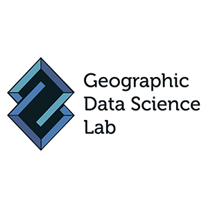 Geographic Data Science Lab Logo