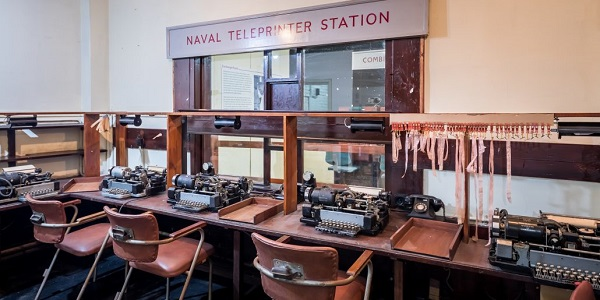 Western Approaches Naval Teleprinter Station