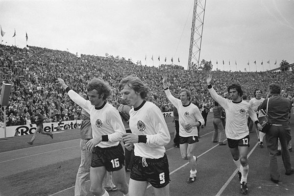German team world cup 1974