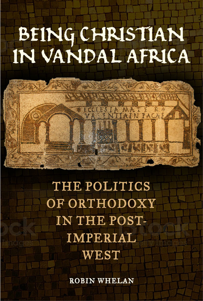 Being Christian in Vandal Africa cover