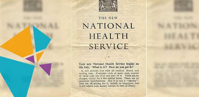 National Health Service Leaflet