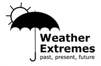 Weather extremes project logo