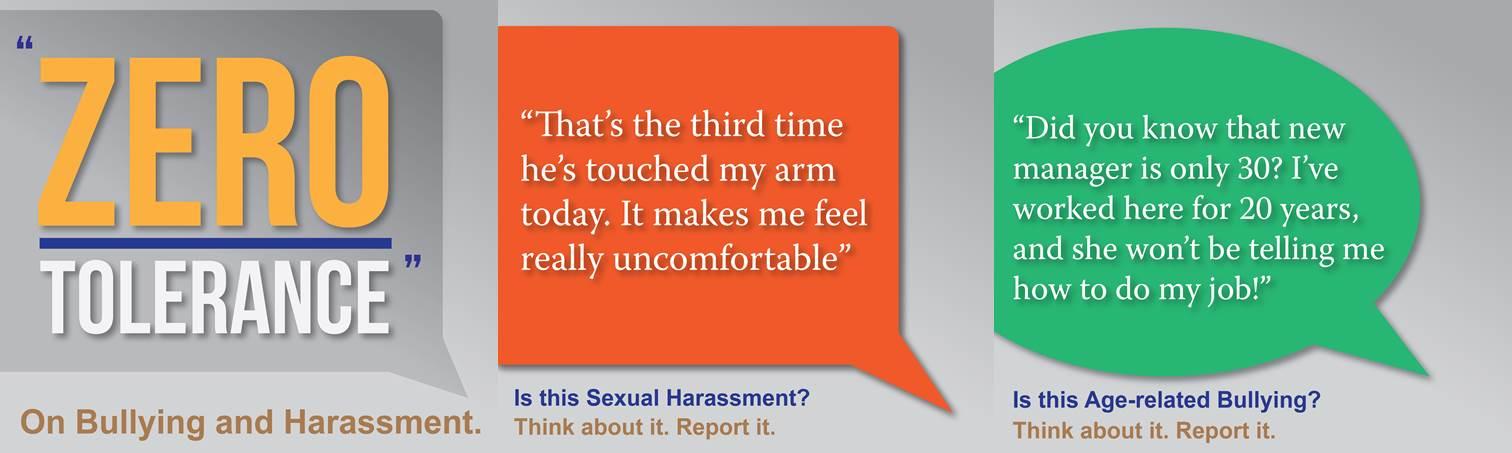 Bullying Bullying & Harassment- Human Resources - University
