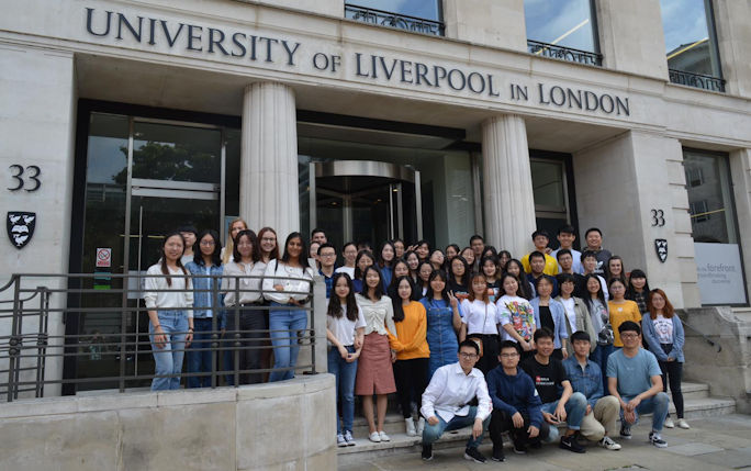 IFAM summer interns 2019