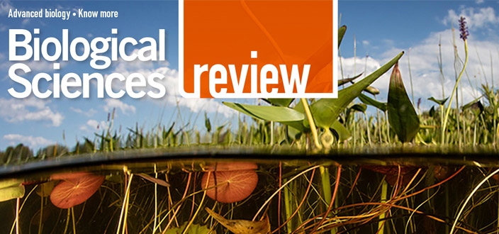 Biological Sciences Review magazine