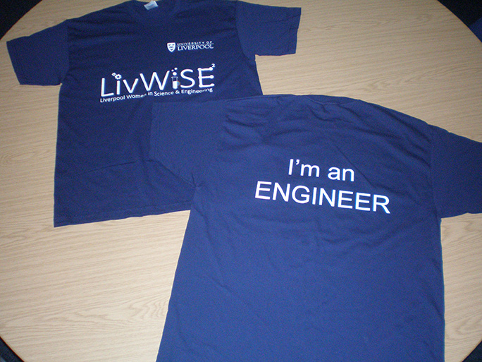 LivWiSE TShirt Engineer