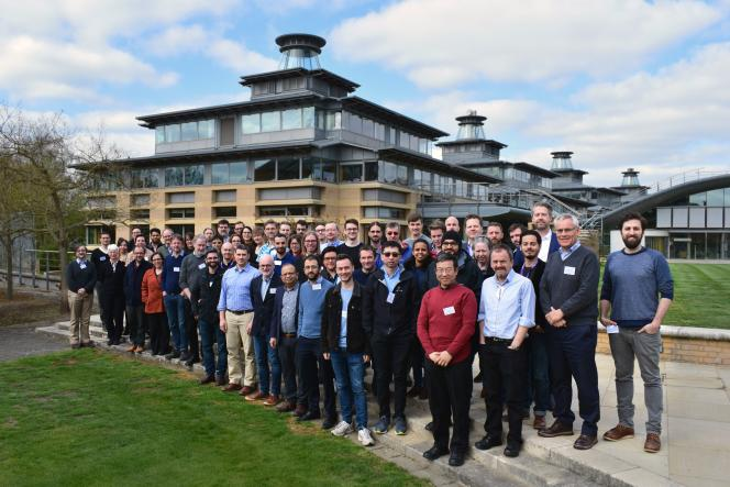 Photo of delegates who attended workshop in Cambridge on 10th 11th April 2019