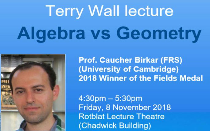 Terry Wall Lecture 2019