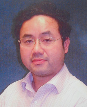 Photo of Dr Kai Liu