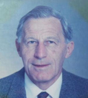 Photo of Emeritus Prof Peter Appleby