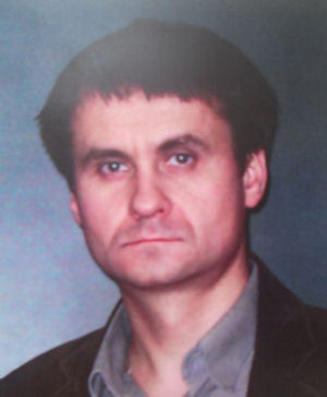 Photo of Dr Vladimir Guletskii