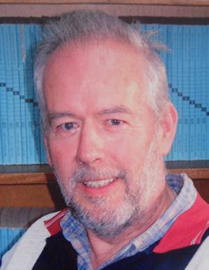 Photo of Dr Martyn Hughes