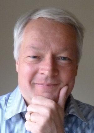Photo of Prof Kurt Langfeld