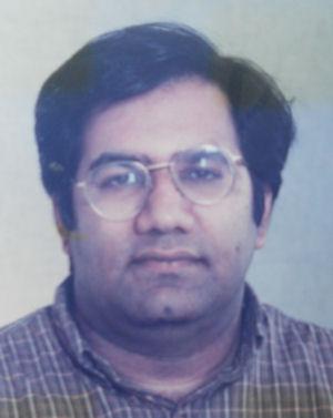 Photo of Dr Radhakrishnan Nair