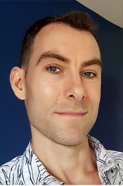 Photo of Dr Ewan Russell