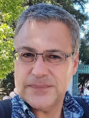 Photo of Professor Takis Konstantopoulos