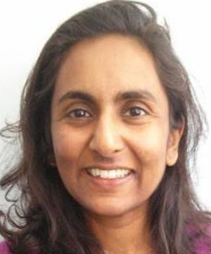 Photo of Dr Susha Parameswaran