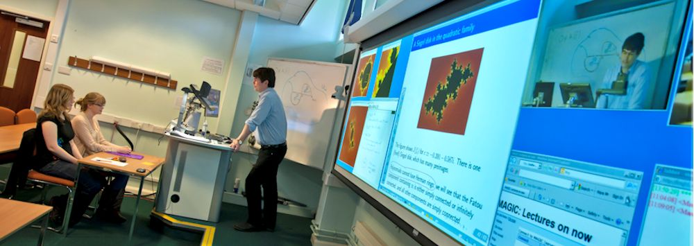 mathematical sciences at the university of Liverpool