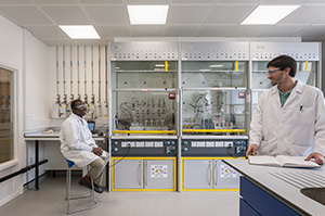 MicroBioRefinery Characterisation lab