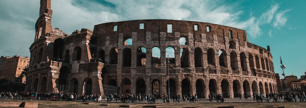 The Colosseum in Rome (image by Davi Pimentel, Pexels)