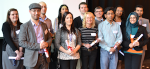 poster day prize-winners 2012