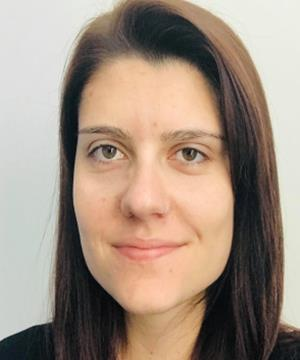 Photo of Dr Bruna Baggio