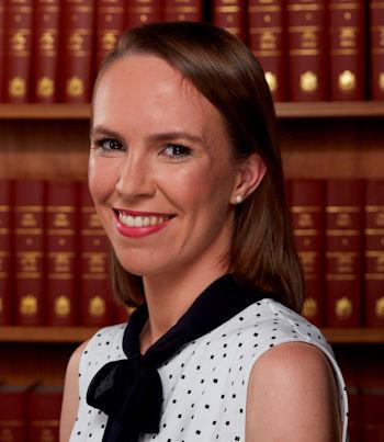 Photo of Dr Brianna Heazlewood