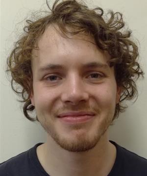 Photo of Dr Matthew Buckland