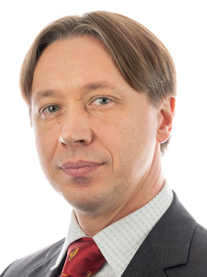 Photo of Dr Sergey Burdin